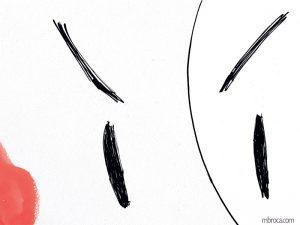 Les yeux du monstre