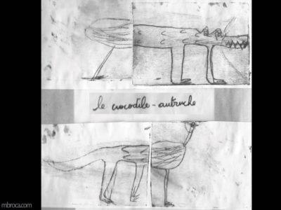 crocodile-autruche