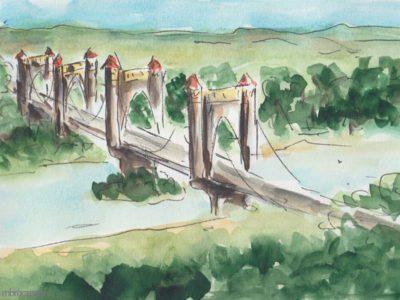 œuvres Un pont entre deux rives
