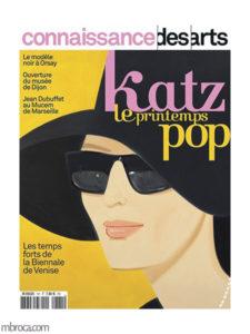 couverture de revue d'art